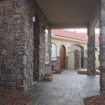 VILLA STONE | Kodiak Mountain Stone manufactured stone veneer Manufactured Stone Veneer, Stone Gallery, Villa, Mountain, Villas, Mansions