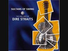 Dire Straits - Sultans of Swing ( MIDI - also usable for karaoke ) w/ lyrics 70s Music, Music Songs, Rock Music, Music Videos, Sultans Of Swing, Money For Nothing, Mercury Records, Dire Straits, Mark Knopfler