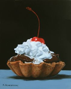 With a Cherry on Top by K. Henderson