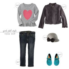 Fall Style : For The Girls | Hellobee