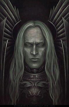 Lion El,Johnson primarch of the Dark Angels