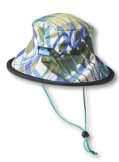 33ab337ab44b5 Amazon.com  KAVU Fisherman s Chillba Bucket Hat Black