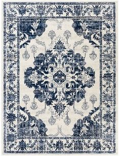 "Soundwell Navy/Ivory Rug Bungalow Rose Rug Size: Rectangle 5'3"" x 7'1"" Navy Rug, White Rug, Rug Cleaning, Sheep Wool, Geometric Designs, Woven Rug, Colorful Rugs, Timeless Fashion, Rug Size"