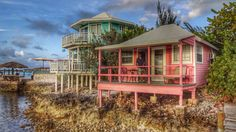 Staniel Cay Yacht Club #Bahamas Yacht Club, Nassau, 20th Anniversary, This Is Us, Cabin, Island, Group, House Styles, Board