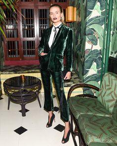 I lördags firade FRAME Denim sin tredje födelsedag under New York Fashion Week. Frames vänner och familj bjöds in till en exklusiv middag på Indochine, gästerna var bland annat Karlie Kloss, Natash…