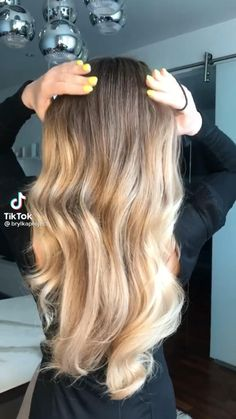 Easy Hairstyles For Long Hair, Pretty Hairstyles, Classy Hairstyles, Hair Down Hairstyles, Formal Hairstyles For Long Hair, Heatless Hairstyles, Cute Simple Hairstyles, Curls For Long Hair, Long Hair Cuts