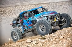 Aussie Powered — 2013 King of the Hammers