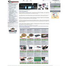 Diseño web y tienda virtual de Pokershop México
