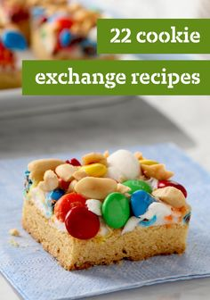 Cookie Exchange – Get into the spirit of giving and receiving with a holiday cookie exchange! Gather your friends and see what creative dessert recipes you come up with—then enjoy them as a sweet reward!