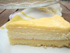Lemon Cheesecake - nach Cynthia Barcomi - Chilirosen Lemon Cheesecake, Vanilla Cake, Chili, Food Porn, Cupcakes, Baking, Sweet, Desserts, Recipes