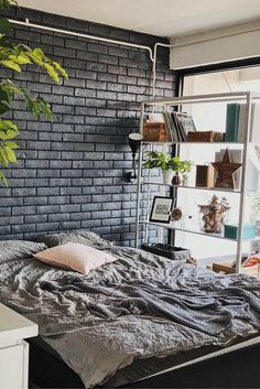 Graceful grey and bedroom ideas made easy Simple Bedrooms, Amazing Bedrooms, Modern Bedrooms, Stylish Bedroom, Cozy Bedroom, Master Bedroom, Bedroom Photos, Bedroom Images, Bedroom Ideas
