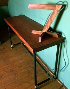 Industrial Desk, Drafting Desk, Furniture, Home Decor, Decoration Home, Industrial Office, Room Decor, Home Furnishings, Home Interior Design