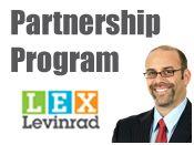 Lex Levinrad Partnership Program With Transactional Funding For Real Estate Investors