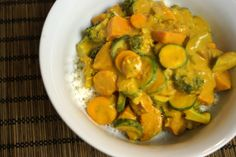 Detox-Friendly Vegetable Curry