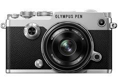 PEN‑F - Cámaras de fotos ; Cámaras sin espejo de óptica intercambiable - PEN - Olympus