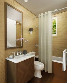 Light brown wall tile color for small bathroom remodel