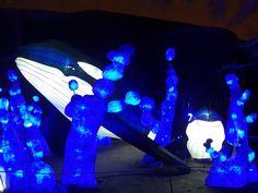 En voie d'illumination saison 2 : Océan jusqu'au 19 janvier 2020 - Katatsumuri no Yume Expositions, Lava Lamp, Orcas, Season 2