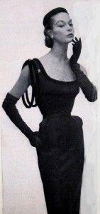 JEAN PATCHETT VOGUE FEATURE PHOTO  1950s