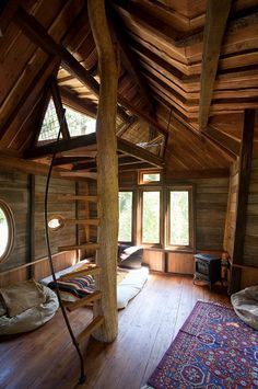 GreenLine Architects: Crystal River Treehouse