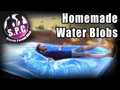 Water Blobs - SPC Projects - YouTube