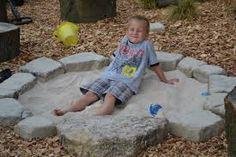 Image result for natural sandpit for playgrounds