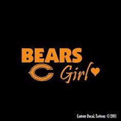 You know it baby! Chicago Football, Pro Football Teams, Football Quotes, Bears Football, Chicago Blackhawks, Chicago Bears Funny, Chicago Bears Baby, Chicago Cubs, Bear Wedding