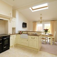 Luxury Image result for knocking through a kitchen and dining room