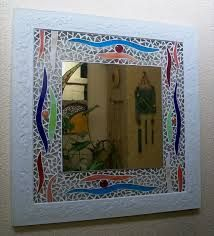 "Résultat de recherche d'images pour ""como pintar búhos en MDF PARA DECORAR"" Mirror, Frame, Restaurant, Facebook, Home Decor, Home, Frame Mirrors, Stained Glass, Mosaics"