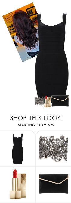 """""""Untitled #423"""" by emileigh23 ❤ liked on Polyvore featuring Alexander McQueen, Burberry, Henri Bendel, women's clothing, women's fashion, women, female, woman, misses and juniors"""