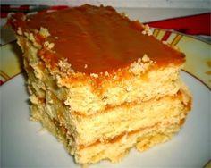 Лучшие кулинарные рецепты : Торт «Песочный»