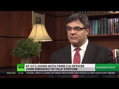 RT talks to John Kiriakou - former CIA official who blew the whistle on the agency's torture practices. After 9/11 John Kiriakou served as chief of counter-terrorist operations in Pakistan. And now, years later, John Kiriakou is heading to prison. He was just sentenced to two and a half years in jail.     RT LIVE http://rt.com/on-air    Subscribe to...
