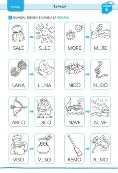 Italian Language, Learning Italian, Used Tools, Super Mom, Any Book, Primary School, Kids And Parenting, Homeschool, Teaching