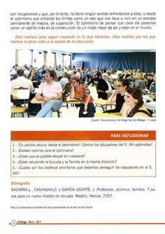 Magis Radio: Diez motivos para ser educadores-as optimistas, co...