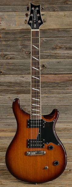 Paul Reed Smith Santana SE Sunburst | Reverb