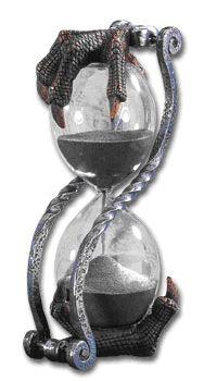 Very Cool Hourglass
