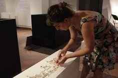 Cierre de Estudios Abiertos. Florencia Breccia