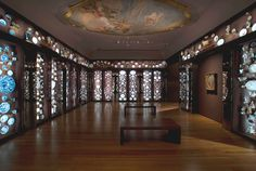 Now On View - SAM - Seattle Art Museum- Porcelain Room
