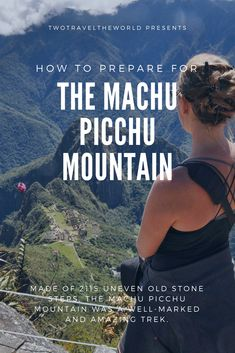 After 2 weeks in Peru, we explored the long-anticipated Machu Picchu Mountain and admire one of the new 7 wonders of the world. Machu Picchu Mountain, Old Stone, Wonders Of The World, Trek, Explore, Amazing, Exploring