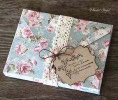 Mundart Stempel: Envelope Punch Board