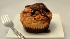 "Sjokopeanøtt-muffins og ""food prep"""