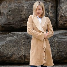 Reversible Leather Jacket.....I LOVE mine. :-)