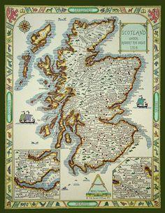 The Secret Real Truth: Σκωτία: Γεμάτη Αρχαιοελληνικά Τοπωνύμια! Τι σχέση ...