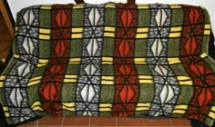 Vintage blankets from our collection June 2016