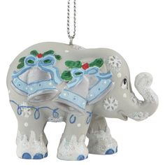 Pics For > Christmas Elephant