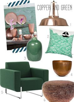 #green #copper