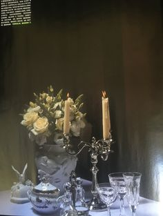 VOGUE SPOSA - september 2016 - dressing up your table....with our most classic linen tablecloth #marinacmilano shop.marinac.it