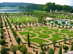 versailles gardens, france (summer)
