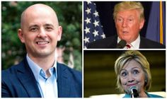 Trump and Clinton face new battle as ex CIA man Evan McMullin makes bid for US President