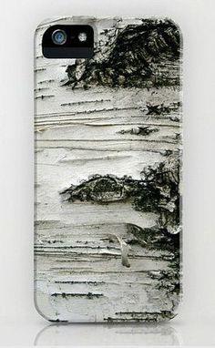 Birch iPhone case - Phone 5 5s 5c case