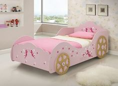 A little more in our price range and just as AWESOME as the Cinderella bed :)